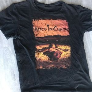 Other - Alice In Chains Vintage Dirt Album T shirt